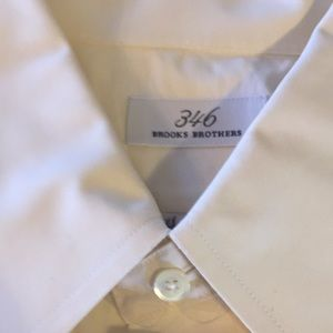 Beautiful 346 Brooks Brothers 100% cotton